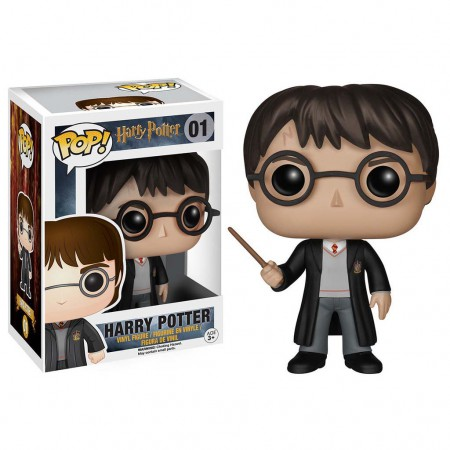 Funko Pop Harry Potter Bobble Head