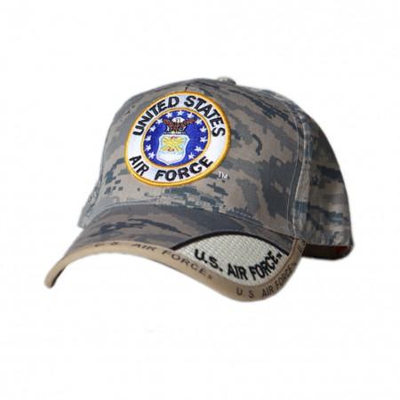 Patriotic US Air Force Camo Hat