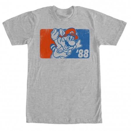 Nintendo Fly Guy Gray T-Shirt