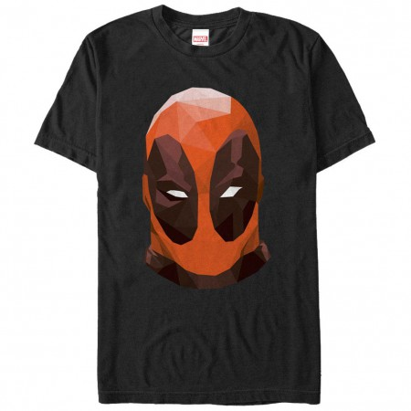 Deadpool PolyBlack Mens T-Shirt