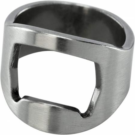 Stainless Steel Bottle Opener Ring