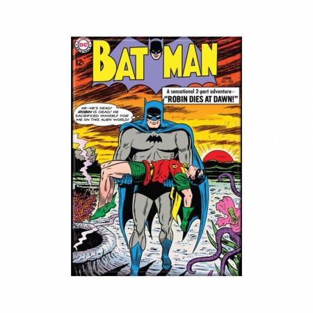 Batman Robin Dies At Dawn Magnet