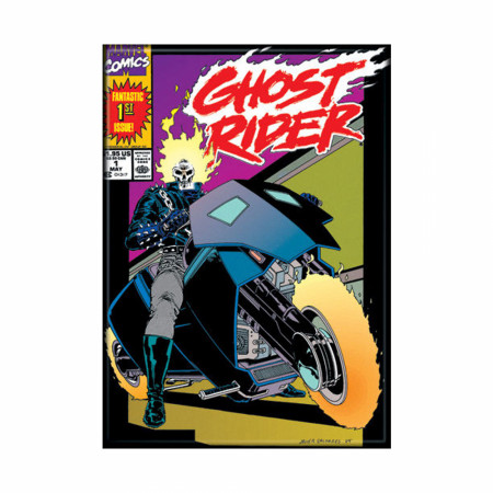 Ghost Rider #1 Magnet