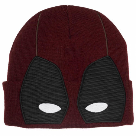 Deadpool Big Face Beanie