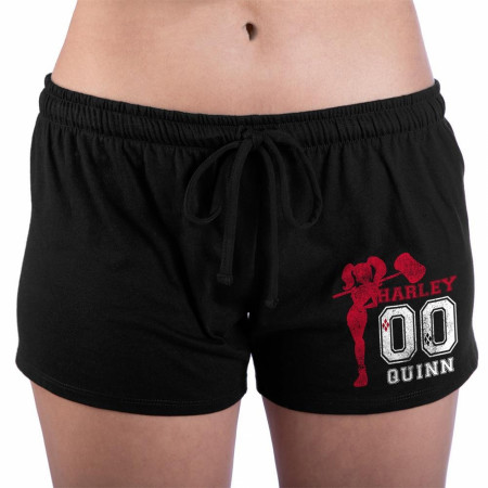 Harley Quinn Women's Sleep Shorts