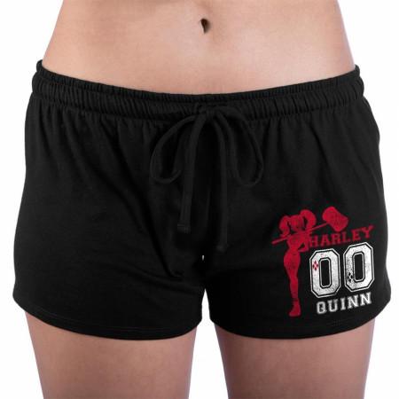 Harley Quinn Women's Sleep Shorts