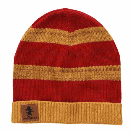 Harry Potter Gryffindor Knit Beanie