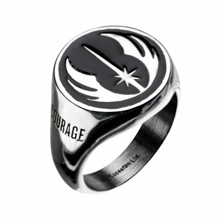 Star Wars Jedi Signet Ring