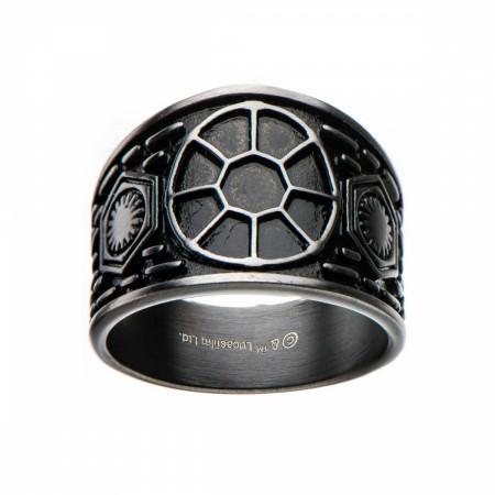 Star Wars Tie Fighter Signet Ring