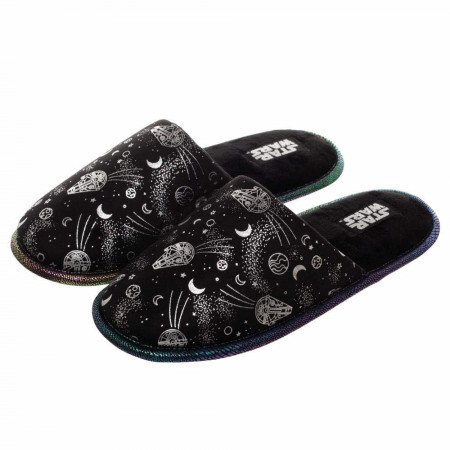 Star Wars Millennium Falcon Slippers