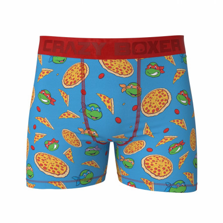 TMNT Pizza Boxer Briefs