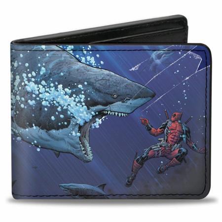 Deadpool Shark Wallet