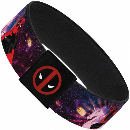 Deadpool Elastic Bracelet