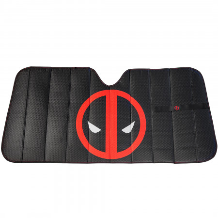 Deadpool Windshield Car Visor Sunshade