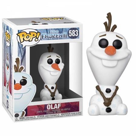 Olaf from Disney: Frozen 2 Funko Pop