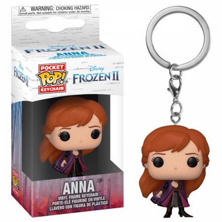Anna from Disney: Frozen 2 Funko Pop! Keychain