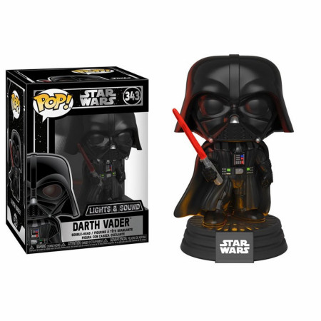 Star Wars Darth Vader Electronic Funko Pop!