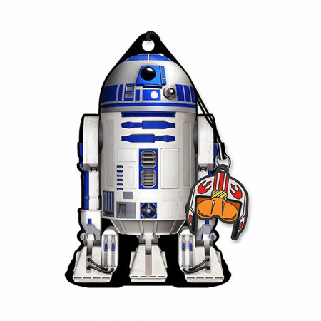 R2D2 3D Moving Image Bookmark
