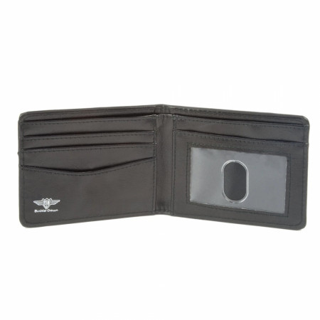 Star Wars Aurebesh Droid Rebel Alliance Wallet