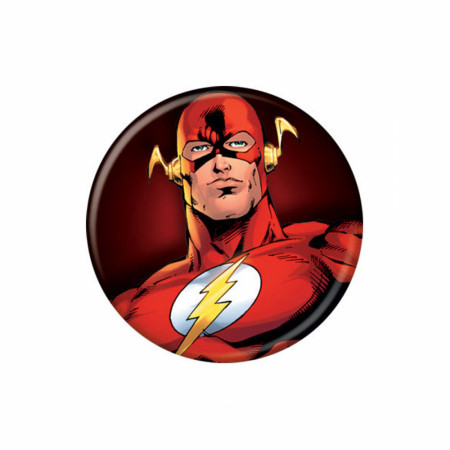The Flash Character Image Button