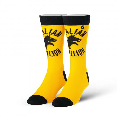 Rocky Italian Stallion Socks