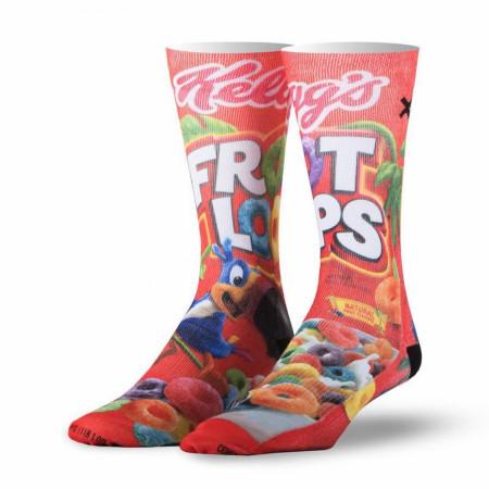 Froot Loops Cereal Fruit Loops Socks