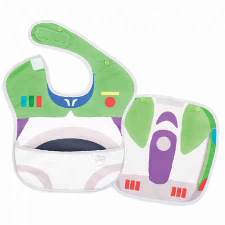 Disney Toy Story Buzz Lightyear Bib