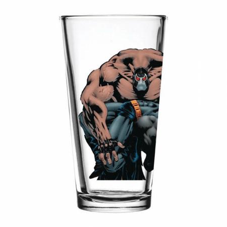 Batman KnightFall #11 Bane Pint Glass