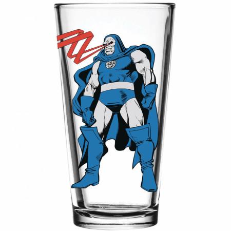 Darkseid DC Comics Pint Glass