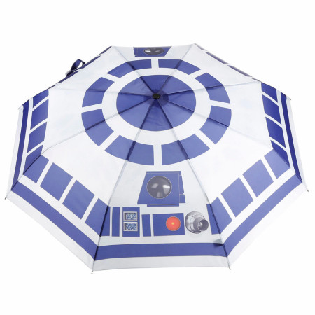 Star Wars R2-D2 Sublimated Print Umbrella