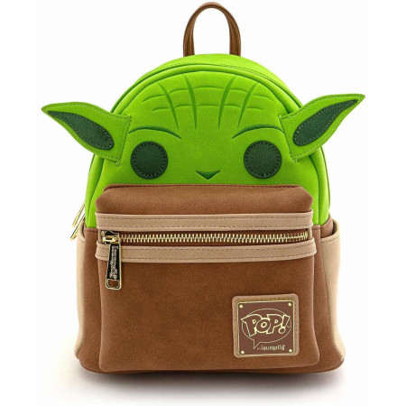 Star Wars Yoda Loungefly Pop! Cosplay Mini Backpack