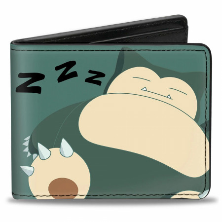 Pokemon Snorlax Wallet