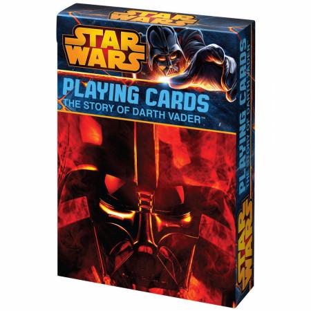 Darth Vader Playing Cards