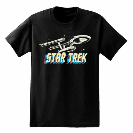 Star Trek Ship Logo T-Shirt