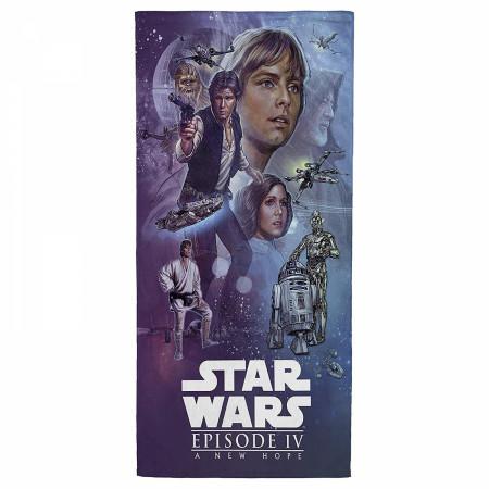 Star Wars A New Hope Oversized Beach Towel