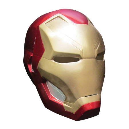 Iron Man Two Piece Costume Mask