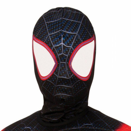Spider-Man Miles Morales Youth Costume Mask