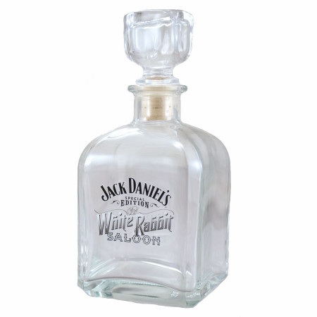 Jack Daniel's White Rabbit Saloon Decanter