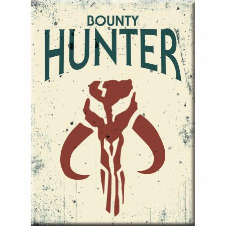 Star Wars Bounty Hunter Magnet