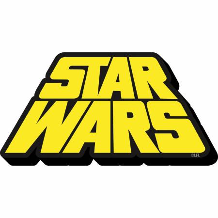 Star Wars Retro Symbol Magnet