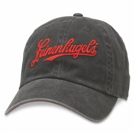 Leinenkugel's Beer Logo with Under Brim Print Hat