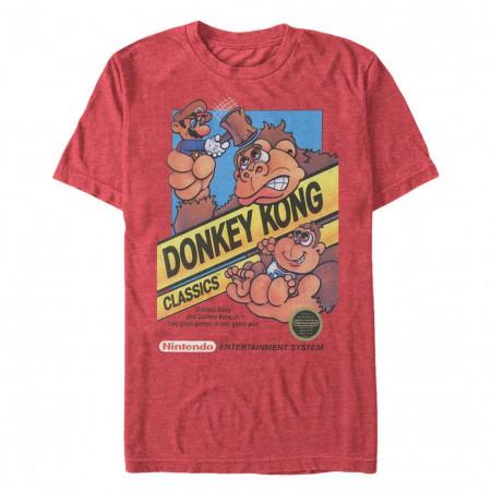 Nintendo DK Classics Red T-Shirt