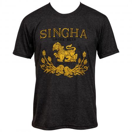 Singha Beer Vintage Style T-Shirt
