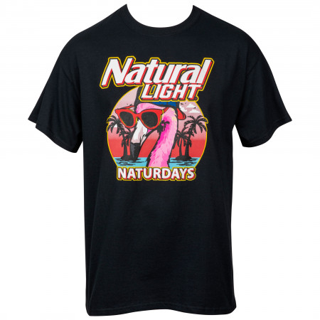 Natural Light You Party Naturdays T-Shirt