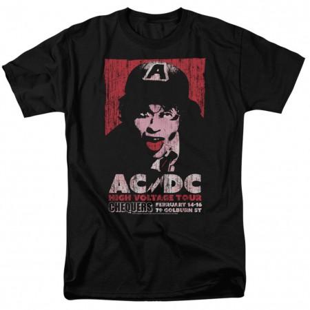 AC/DC High Voltage Tour Tshirt