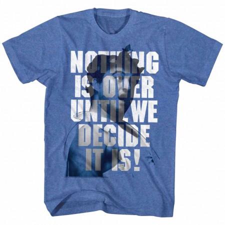 Animal House Nothing Blue TShirt