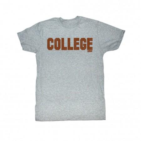 Animal House Clg Orange T-Shirt