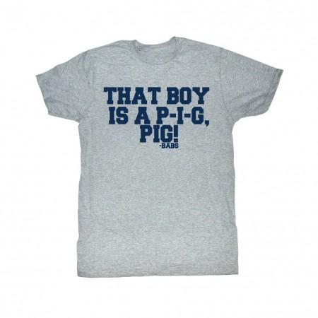 Animal House Little Piggie T-Shirt