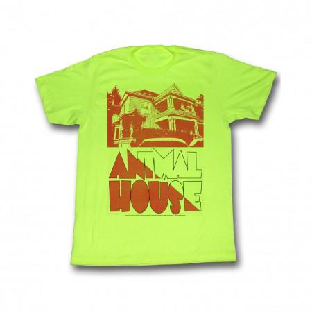 Animal House Frat House T-Shirt
