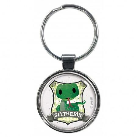 Harry Potter Cute Slytherin Keychain